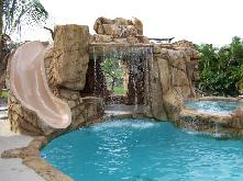 Image Detail For Form Inground Shotcrete Pool With Grotto